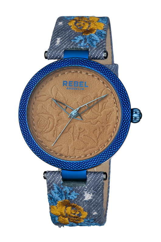 Rebel Brooklyn Carroll Gardens Women's Watch Collection
